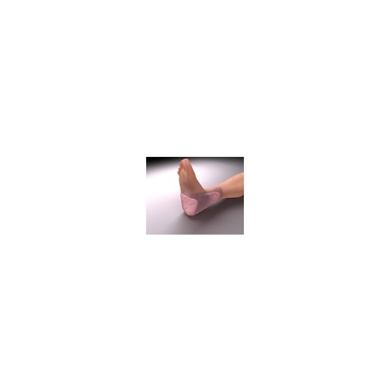 Allevyn Gentle Border Heel Apósito hidrocelular con adhesivo de silicona anatómico