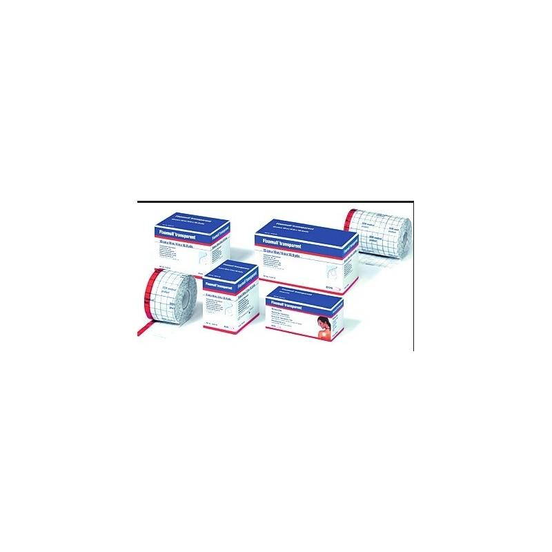 Fixomull Transparent Lámina autoahesiva transparente de poliuretano
