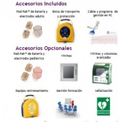 Accesorios Samaritan PAD 350P