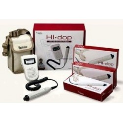 Doppler vascular Hi-DOP con 1 sonda