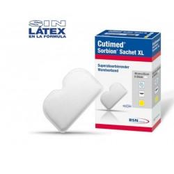 Apósito estéril Superabsorbente Cutimed Sorbion Sachet XL
