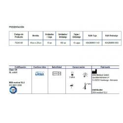 medidas y características de Cutimed Sorbion Sachet XL
