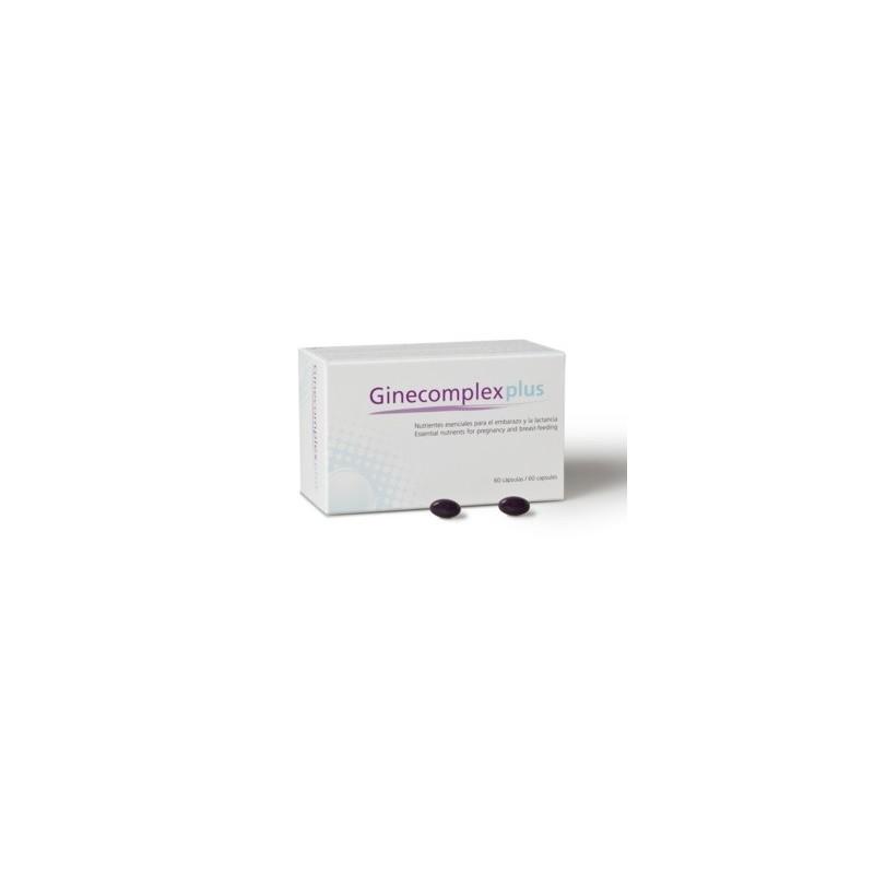 Ginecomplex Plus caja 60 cápsulas