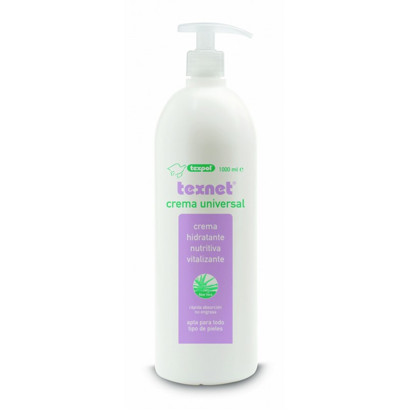 Crema hidratante universal TEXNET