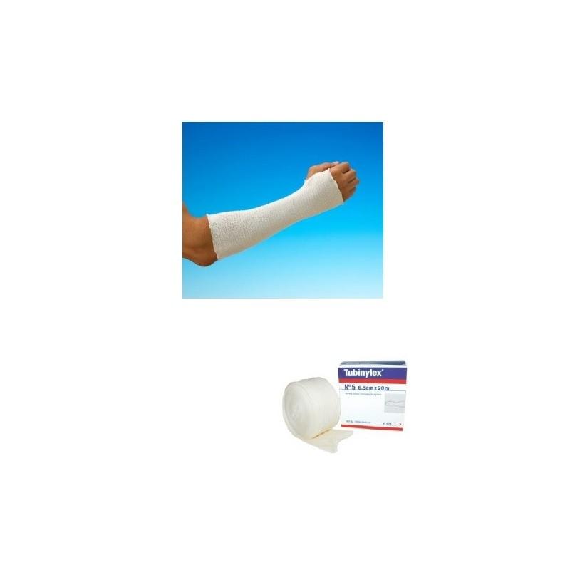 Tubinylex Venda tubular extensible de algodón 100%
