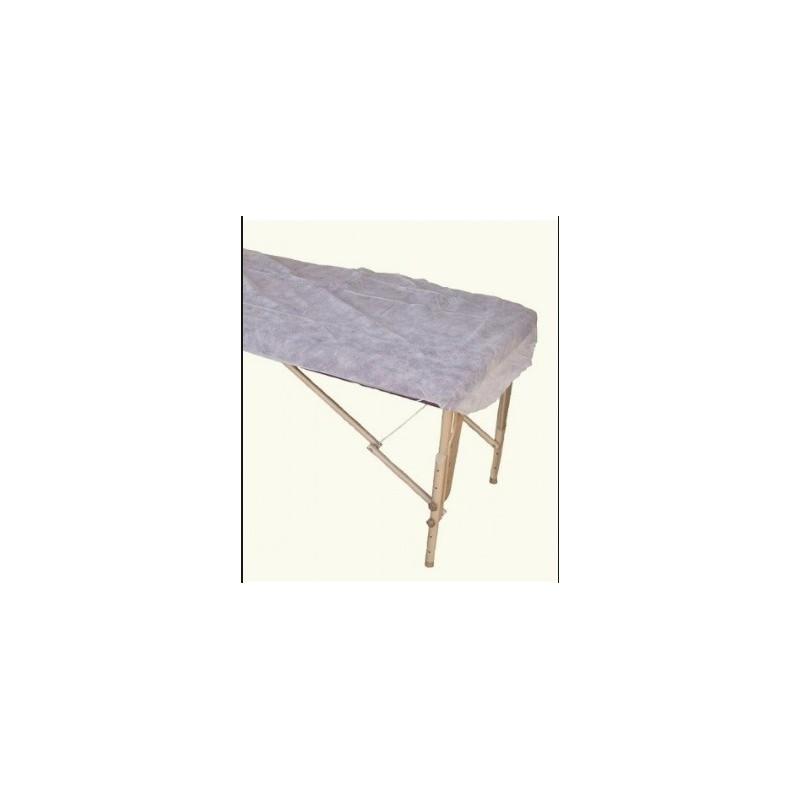 sabanas desechables ajustables para camilla 80x210 20G