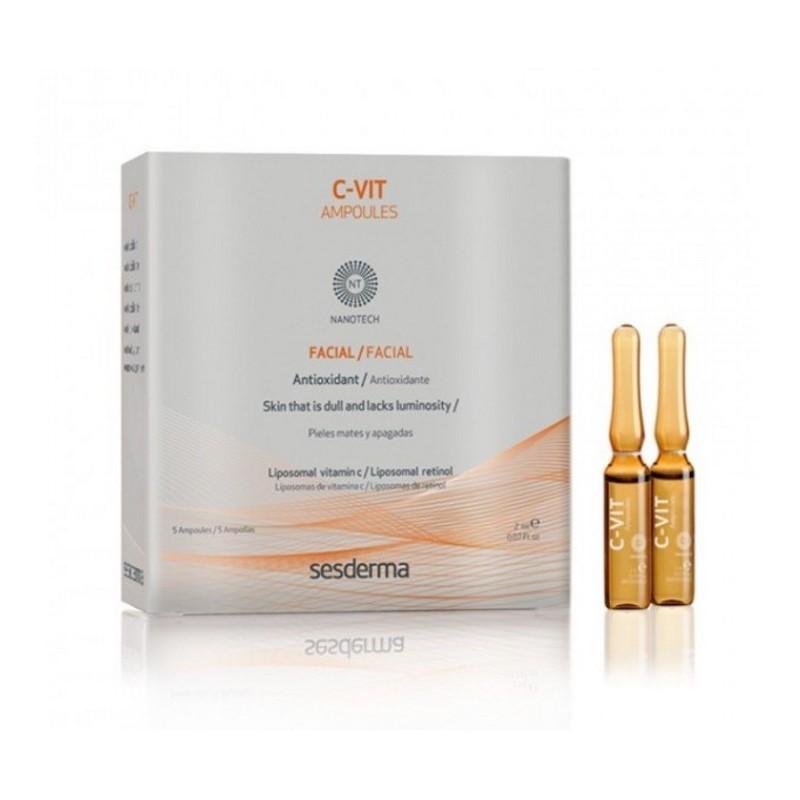 C-VIT Ampoules 5 ampollas 2 ml