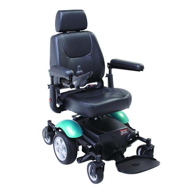 Silla de ruedas electrica para interior R300