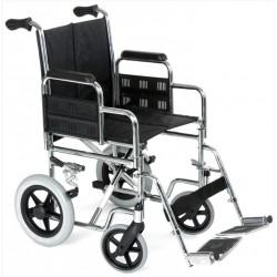 Silla de ruedas plegable CLASSIC con ruedas traseras Ø300