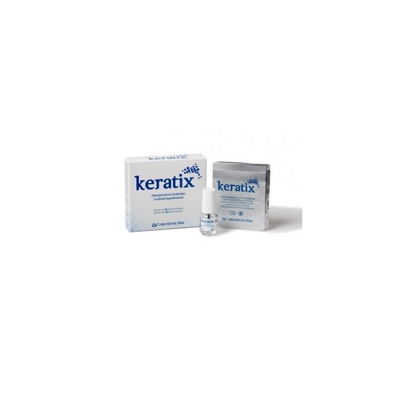Keratix solución hiperqueratosis