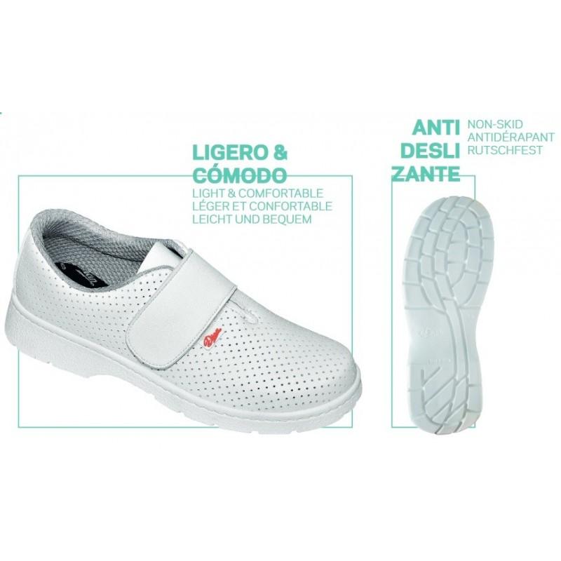 zapato perforado 1807-LM