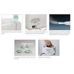 fotos Aerosol Nebulizador Mini Plus Apex