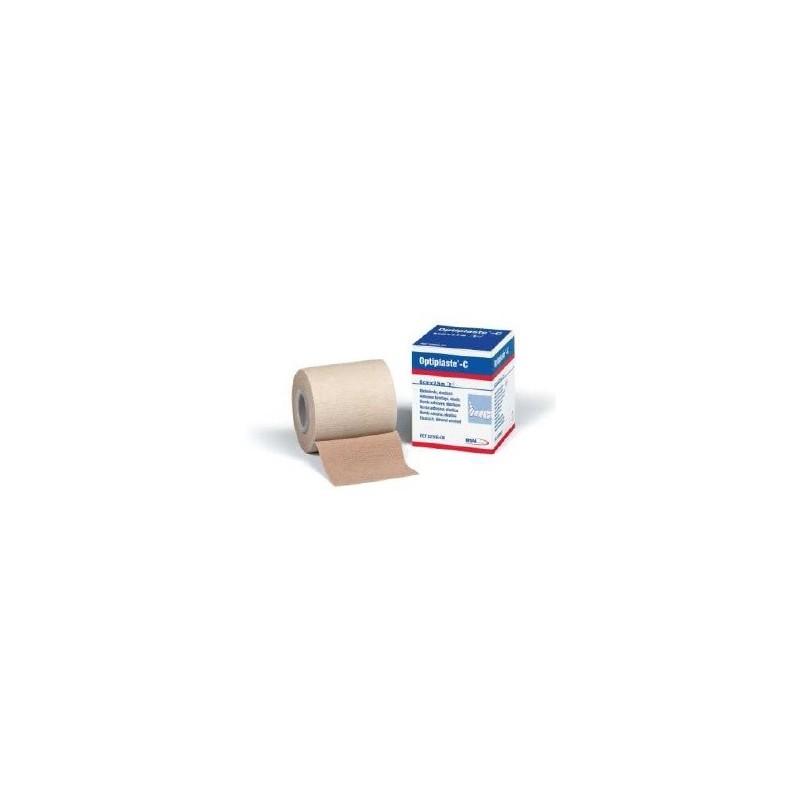 Optiplaste C Venda elástica adhesiva de algodón Color Beige