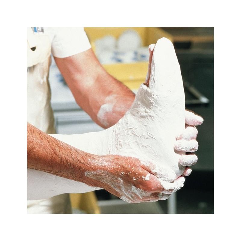 Platrix venda de yeso natural en soporte de algodón