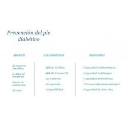 propiedades calcetines de pie diabetico Muvu