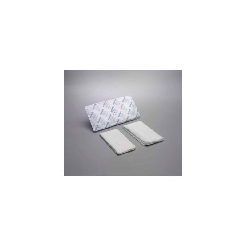 Compresa Estéril Tejida 100% algodón 45X45 17 hilos 80 sobres 1 unidad