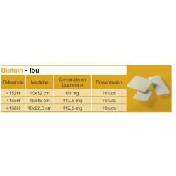 Presentación tamaños Biatain Ibu