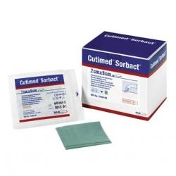 Compresa absorbente de captación bacteriana Cutimed Sorbact 10x10cm (40 apósitos)