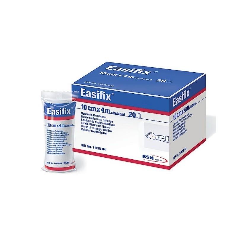 Venda de fijación elástica no adhesiva Easifix 5cm x 4m
