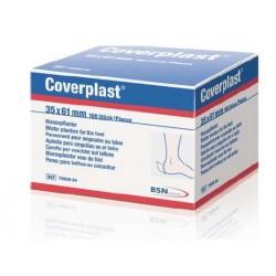 Apósitos hidrocoloides para prevenir y tratar las ampollas de los talones y los dedos Coverplast Ampollas