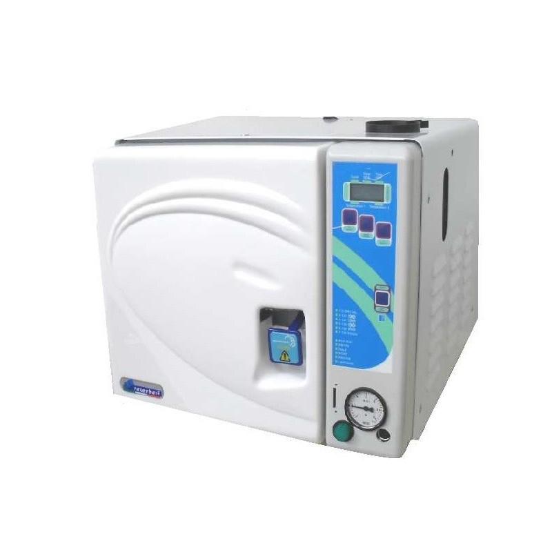 Autoclave de vapor Pratika S16 Vacuum SD CARD