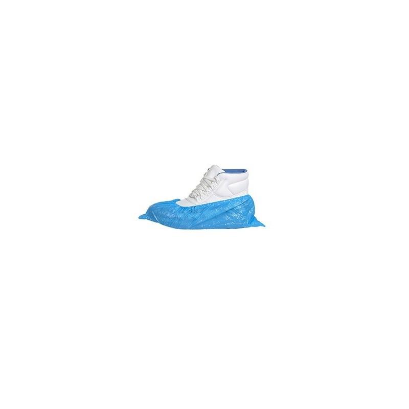 Cubre calzado Polietileno liso bolsa 100 unidades