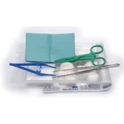 set de curas para úlceras estéril nº1 mediset