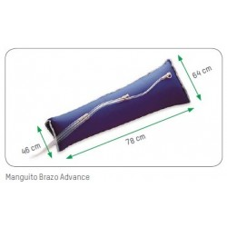 Manguito para brazo Serie Advance 1000 domestica