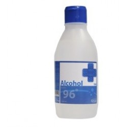 Alcohol YBK 96º etilico 250ml