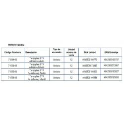 presentaciones tensoplast STK