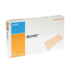 Gelonet apósito de gasa parafinada 5cm x 5 cm caja 50 unidades