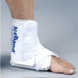 IceBand Sistema de frío y compresión para pie y tobillo