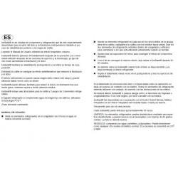 Instrucciones de uso Iceband rodilla