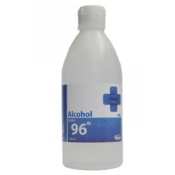 Alcohol YBF 96º ENVASE 500 ml