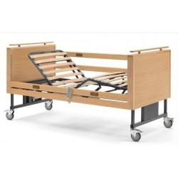 cama electrica articulada de madera Aneto
