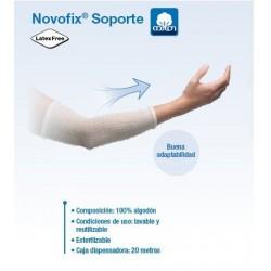 VENDAJE TUBULAR DE SOPORTE NOVOFIX 20M