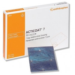 acticoat 7 aposito de plata nanocristalina