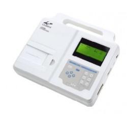 Electrocardiógrafo ECG de 1 canal con Interpretación