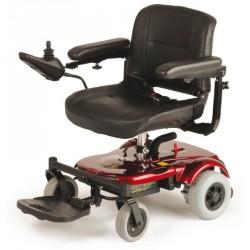 Silla de ruedas eléctrica compacta y desmontable R120