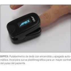 pulsioximetro de dedo Apex Bippex