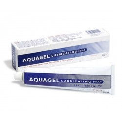 Gel lubricante esteril universal Aquagel tubo 82 gramos