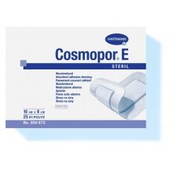 Apósito autoadhesivo estéril Cosmopor E 10x8cm Caja 25 unidades