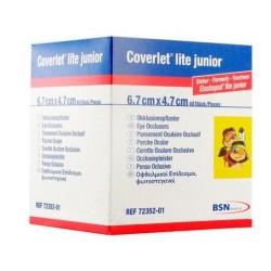 Parche ocular oclusivo elástico Coverlet Lite Junior 6