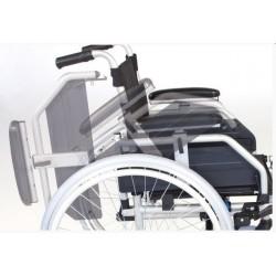 Silla de ruedas economica Nueva Apolo con ruedas traseras Ø600