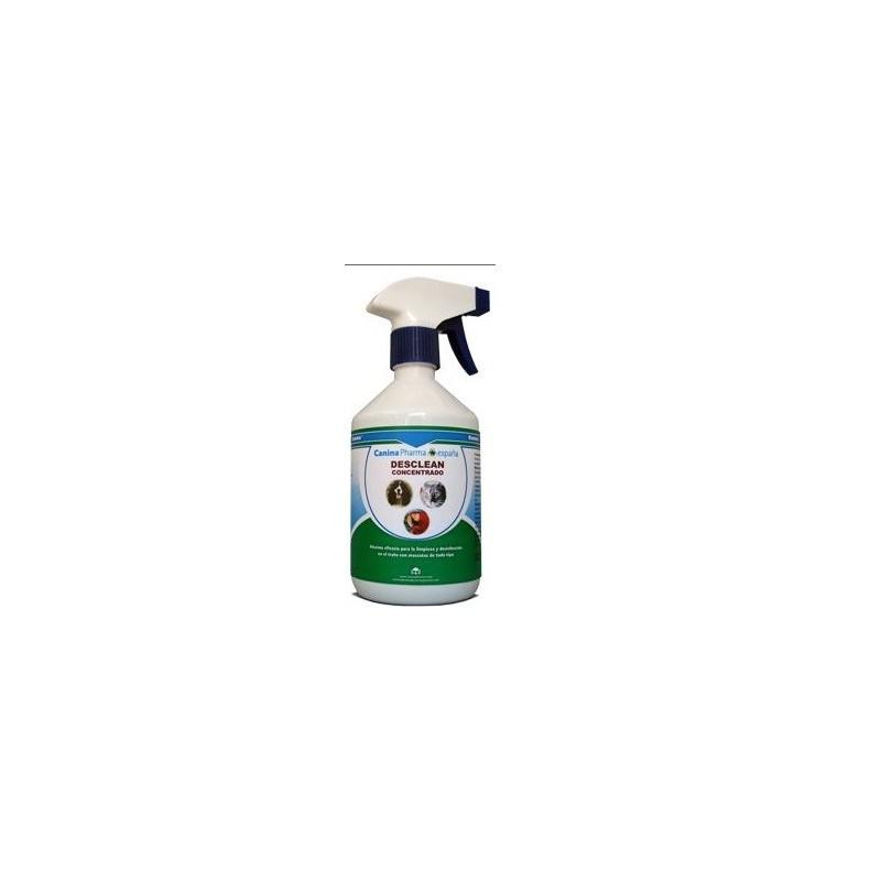 desclean desinfectante mascotas