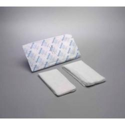 Compresa Estéril Tejida 100% algodón 45X45 17 hilos 24 sobres 5 unidades