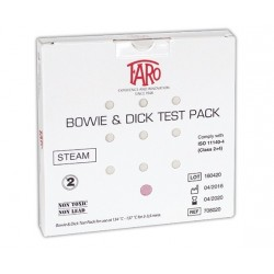 Test Bowie and Dick Caja 20 paquetes
