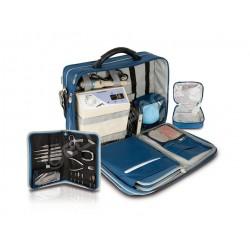 compartimentos del maletin de podologia PODIAS
