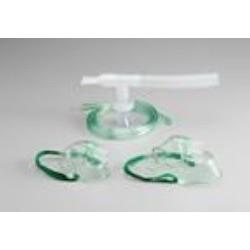set máscaras y boquilla para nebulizador mini plus