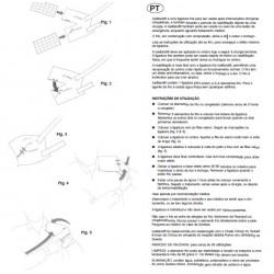 Instrucciones de uso Sistema Crioterapia IceBand para hombros